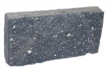 Камень облицовочный (под колотый гранит) Чёрный