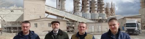 С рабочим визитом в Новгородскую область